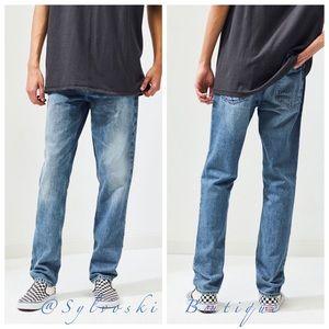 🔥PacSun Slim Fit Vintage Light Jeans NWT